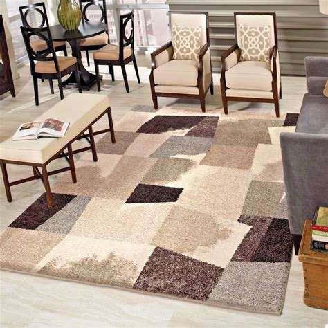 living room rugs modern wool area rug contemporary living room ottawa by how to