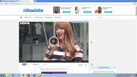 cara download film korea terbaru 2015 cara download video di kshowonline com by goesti sofi21