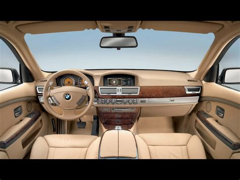 Bmw Upholstery by Bmw E65 2001 2008