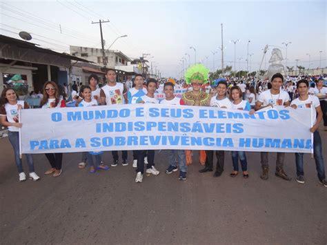 P Da Set Sempre Rv desfile do 13 de setembro abordando o tema 193 gua e seu uso