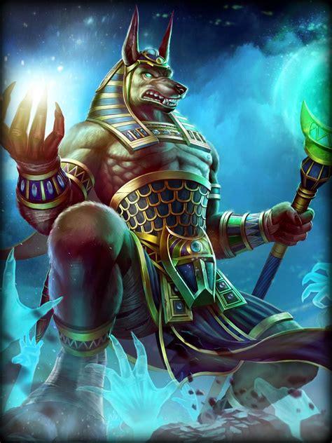 imagenes del dios osiris anubis smite wallpaper pesquisa google anubis and