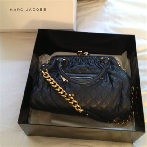Minnillo And Marc Quilted Stam by 86 Marc Handbags Authentic Marc