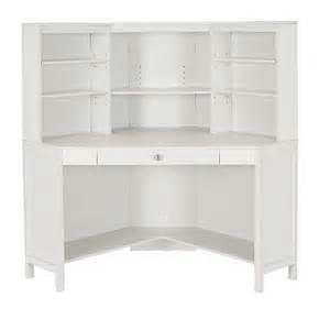 Small Corner Desk White 1000 Ideas About Corner Desk With Hutch On Desk With Hutch Corner Desk And