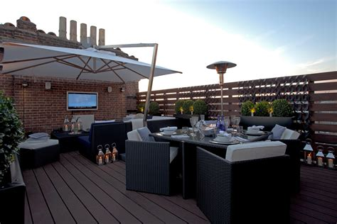 Terrasse Mit Dach by Roof Terraces In 28 Images 25 Best Ideas About Roof