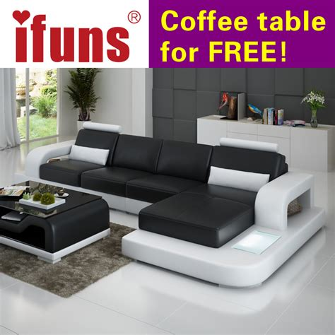 general living room ideas top furniture stores living room aliexpress com buy ifuns unique leather sofa living room