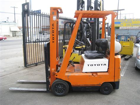 small size toyota forklift used forklifts los angeles