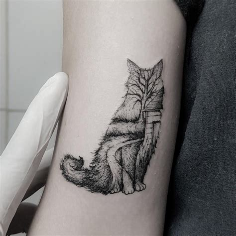 cat whiskers tattoo small cat simple whiskers ideas 2019