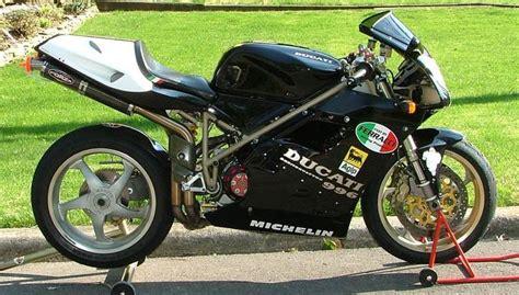 Die Motorrad Garage Price by Die Besten 25 Ducati 996 Ideen Auf Ducati 916
