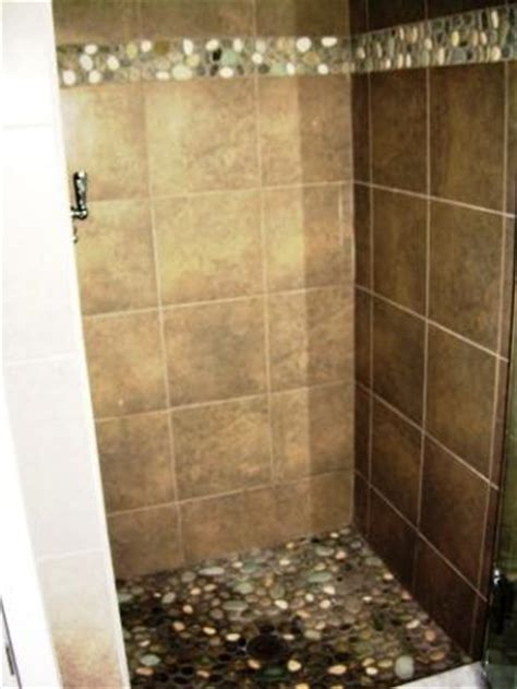 tile tub surround custom poured shower pan first how to tile a shower wall lovetoknow