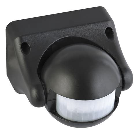 degree bronze integrated led outdoor motion sensor light