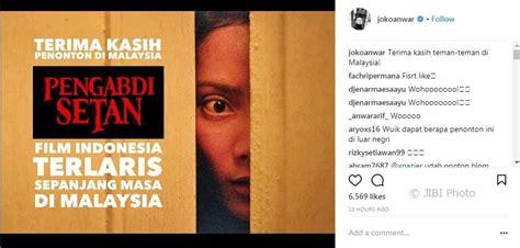 film pengabdi setan streaming mantap pengabdi setan jadi film indonesia terlaris di