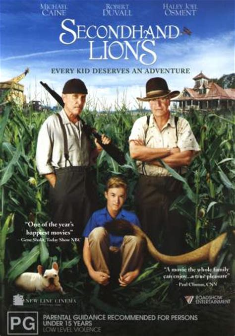 film second hand lion secondhand lions 2003 movie