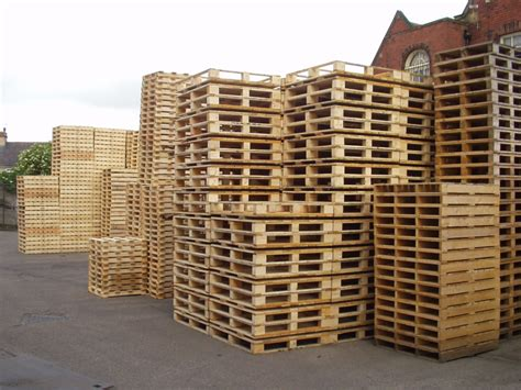 From Wooden Pallets by Building A Shed From Wooden Pallets