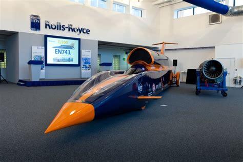 rolls royce jet rolls royce jet engine to power bloodhound ssc 1000mph car