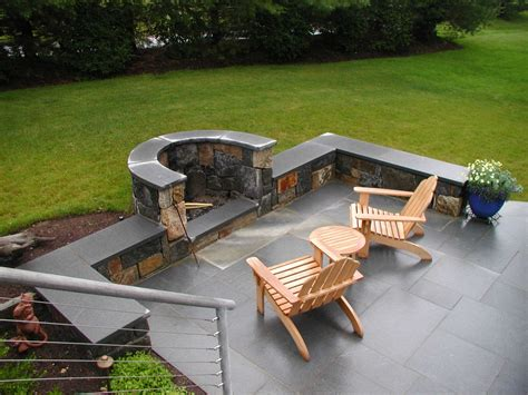 outdoor feuerstelle attractive and easy to make pit designs ideas