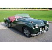 20 Wonderful Photos Of Triumph TR2 Cars  Vintage Everyday