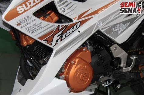 Alarm Satria Fu spesifikasi suzuki satria f150 ide modif baru