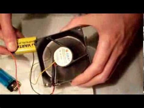 fan that works with battery how to a portable fan a computer fan and a