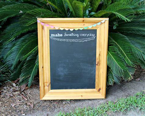 diy chalkboard using plywood a diy chalkboard taylormade