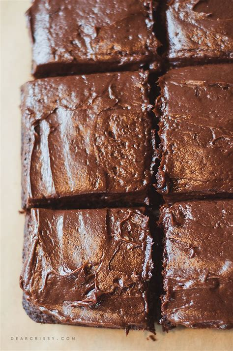 The Fudgy Brownies Cheese fudgy brownies with chocolate cheese frosting