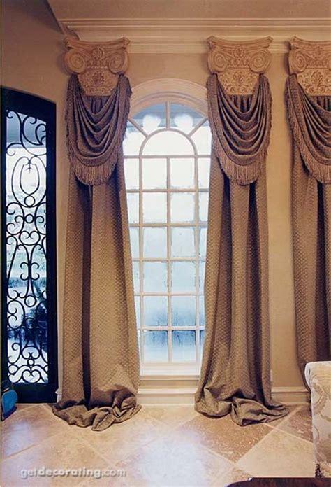 elegant window drapes window coverings window treatments pinterest