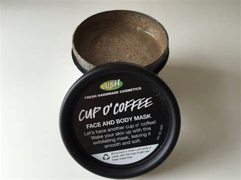 LUSH Cup O' Coffee reviews, photos, ingredients   Makeupalley