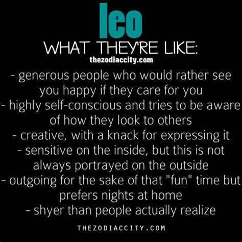 this is the first ever description of a leo that i