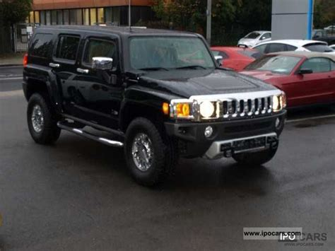 2008 hummer h3 alpha supercharged car photo and specs