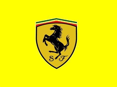 ferrari horse logo motorsport 1600x1200 desktop images