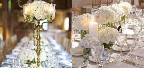 wedding flower centerpieces with hydrangeas ipunya