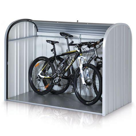 Motorradgaragen Plastik by Stalen Tuinhuis Biohort Storemax 190