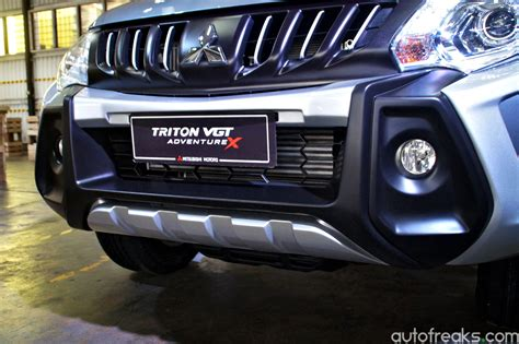 mitsubishi adventure engine mitsubishi motors malaysia launches triton with new mivec