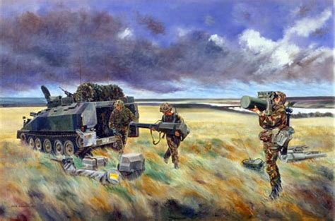 javelin boys air defence david rowlands military artist