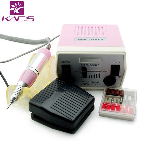 Nail Equipment by Kads 30000rpm Pink Nail Drill Nail Equipment Manicure