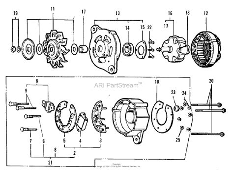 allis chalmers c wiring diagram engine diagram and