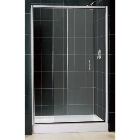 Shower Door Trim Harrisonsawyerhop Look Infinity Sliding Shower Door Trim Finish Brushed Nickel Glass Type