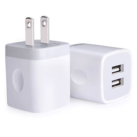 Travel Charger High Speed Cable Usb For Iphone 4 usb wall charger ailkin 2 pack 2 1a universal high speed