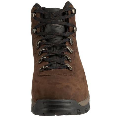 hi tec altitude iv waterproof hiking boot mens hi tec s altitude iv waterproof hiking boot