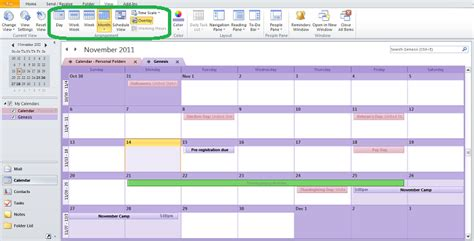 Calendar Customized Customize Your Outlook Calendar So That It S All About You