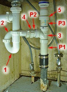 under bathroom sink plumbing connections intelligent double sink drain scheme image of properly