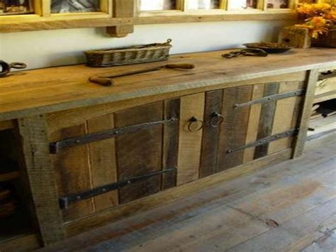barn wood kitchen cabinets sliding door bathroom cabinet rustic barnwood kitchen