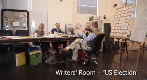 The Writers Room by The Us Election The In The Writers Room