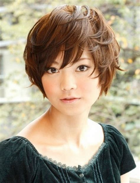 hair style female korean short hairstyle for women