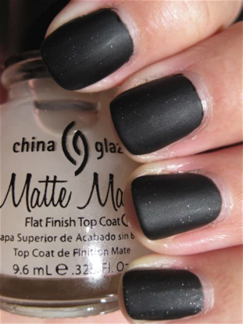 china glaze matte color club collection with china glaze matte