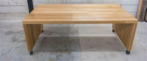 tafel gerecycled hout tafel gerecycled hout meubelmaker casper rutges op