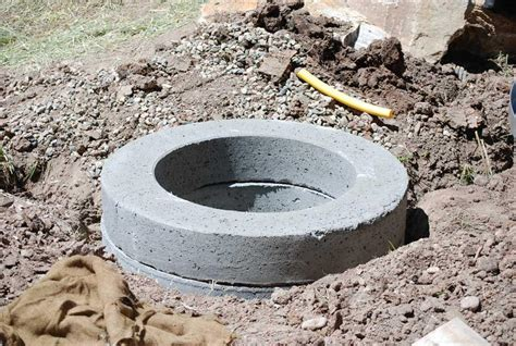 build concrete pit pit design ideas