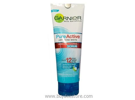 Gizi Active Anti Acne Wash garnier skin naturals active anti acne white acne clearing scrub 100ml buydee store