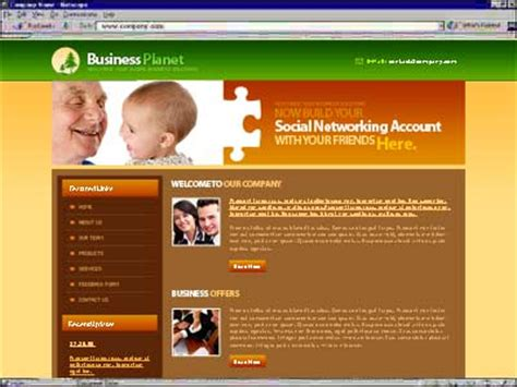 Simple Website Templates Simple Elegant Templates Elegant Templates For Websites Easy To Build Websites From Templates