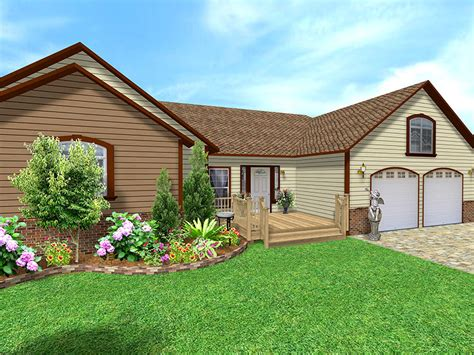 Landscape Design Ideas Front Of House by Landscape Design Software Gallery Page 4