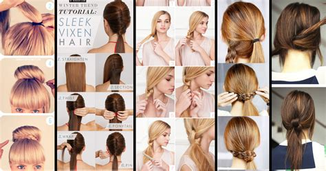 everyday hairstyles step by step hairstyles ideas trends pretty hairstyles for long hair